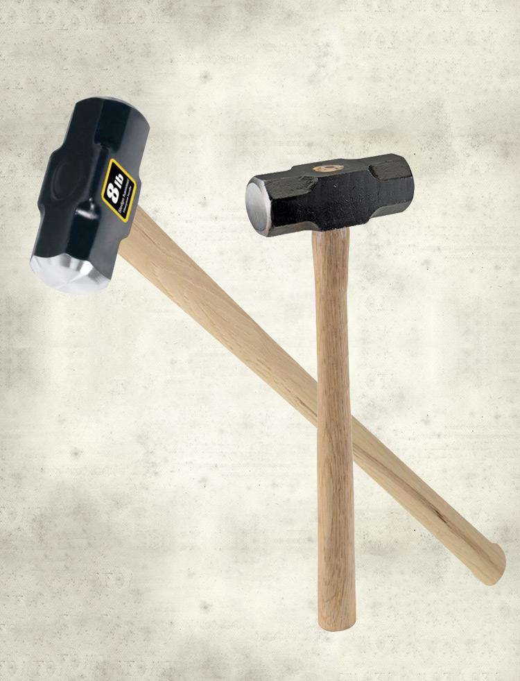 sedgehammer-hammers